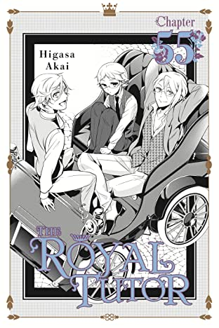 The Royal Tutor #55
