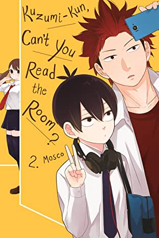 Kuzumi-kun, Can't You Read the Room? Vol. 2