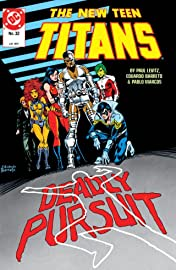 The New Teen Titans (1984-1996) #32