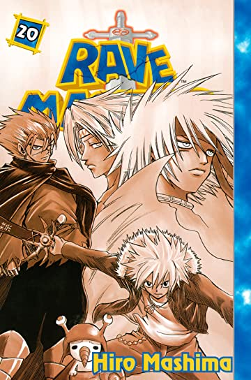Rave Master Vol. 20