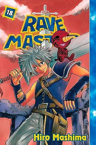 Rave Master Vol. 18