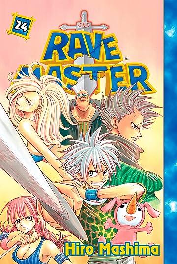 Rave Master Vol. 24