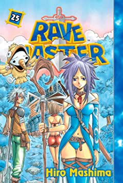 Rave Master Vol. 25