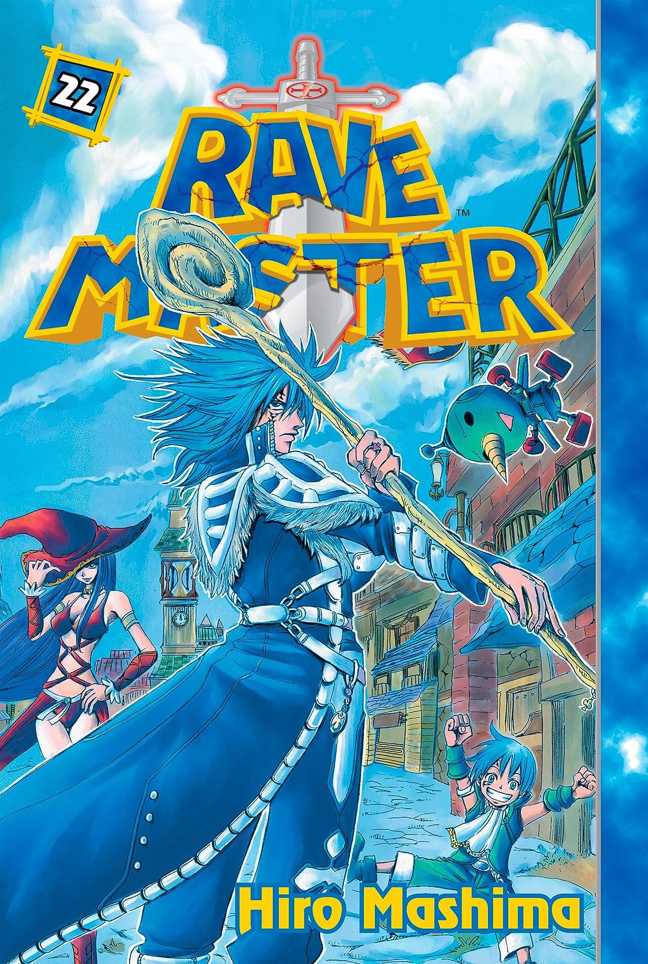 Rave Master Vol. 22