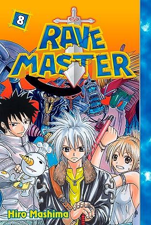 Rave Master Vol. 8