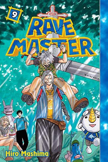 Rave Master Vol. 9