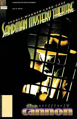 Sandman Mystery Theatre (1993-1999) #59