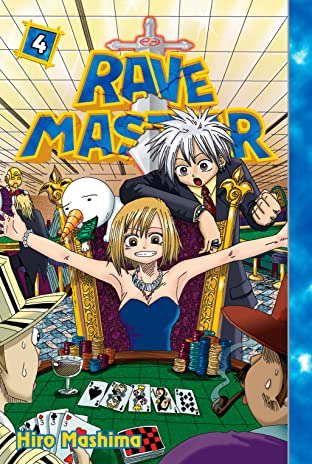 Rave Master Tome 4