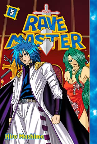 Rave Master Tome 5