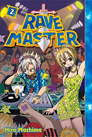 Rave Master Tome 2