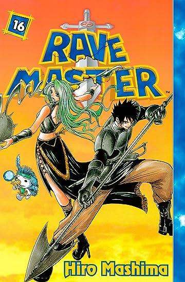 Rave Master Vol. 16
