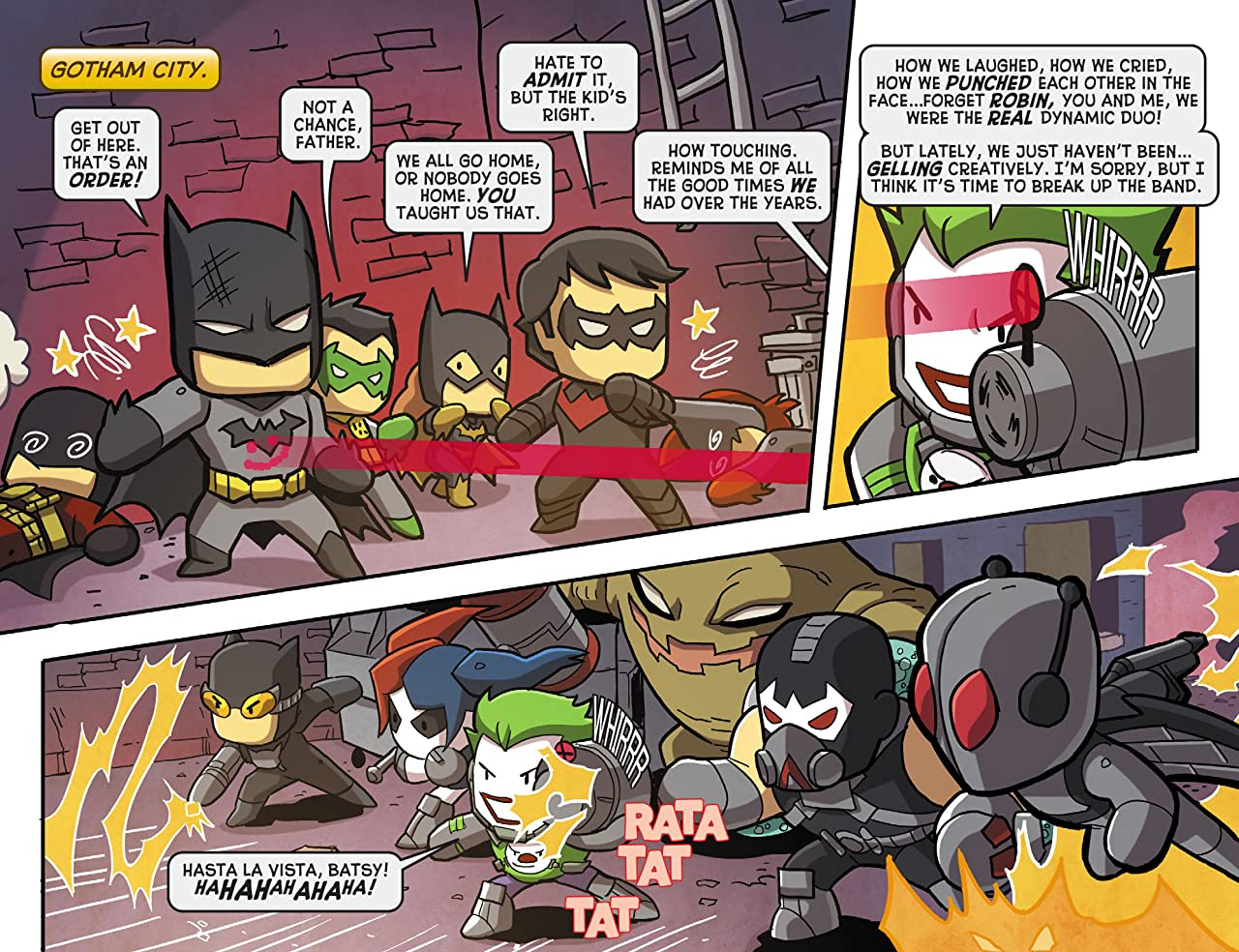 Scribblenauts Unmasked: A Crisis of Imagination #2
