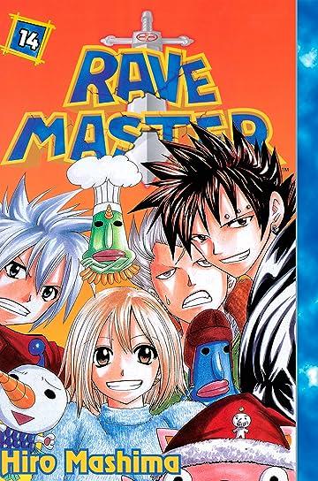 Rave Master Vol. 14