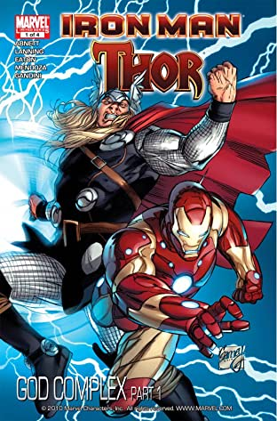 Iron Man/Thor #1 (of 4)