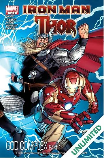 Iron Man/Thor #1 (of 4)