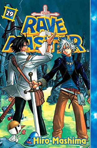 Rave Master Vol. 29