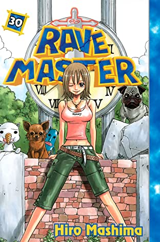 Rave Master Vol. 30