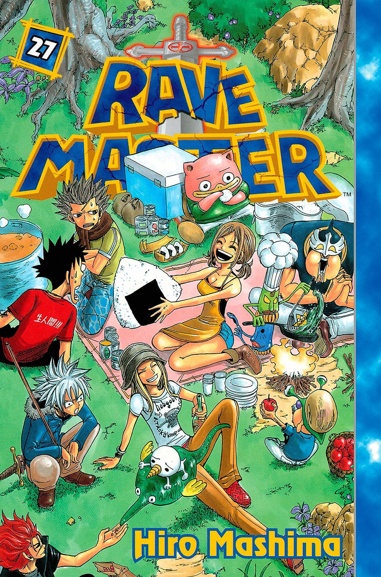 Rave Master Vol. 27