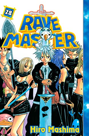 Rave Master Vol. 28