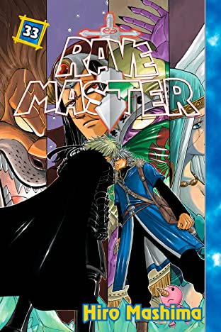 Rave Master Vol. 33