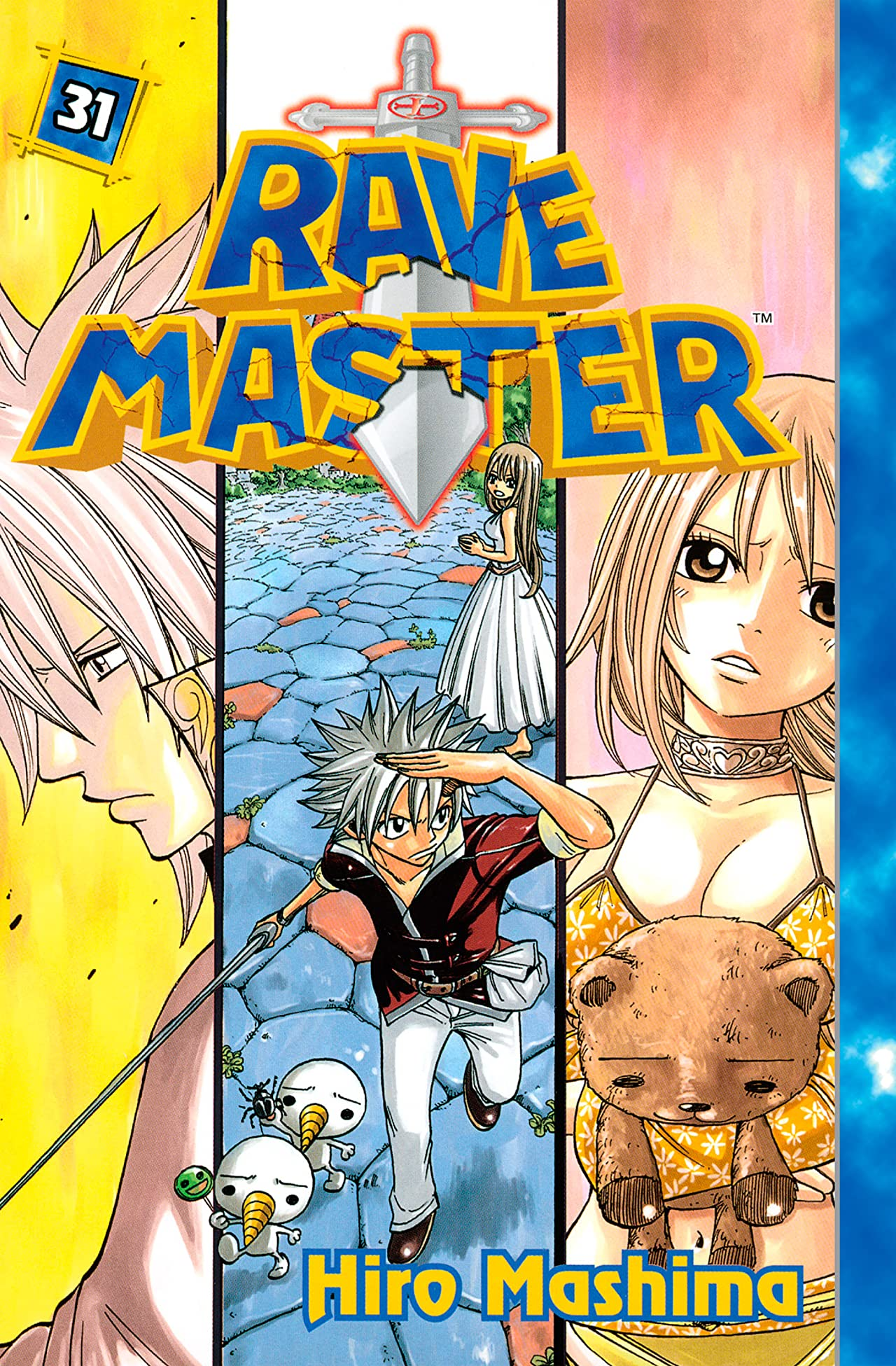 Rave Master Vol. 31