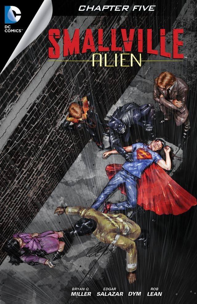 Smallville: Alien #5