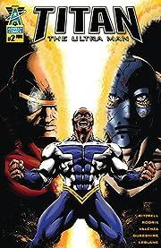 Titan the Ultra Man #2