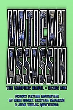 Vatican Assassin - The Graphic Novel #1