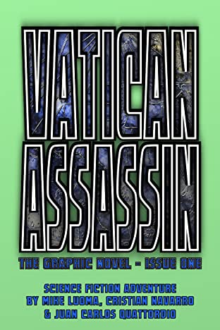 Vatican Assassin - The Graphic Novel #1