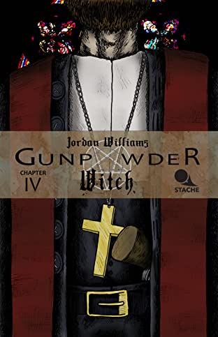 Gunpowder Witch #4
