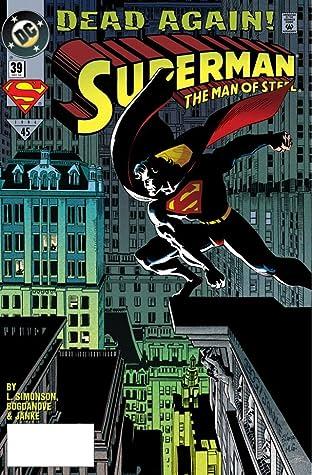 Superman: The Man of Steel (1991-2003) #39