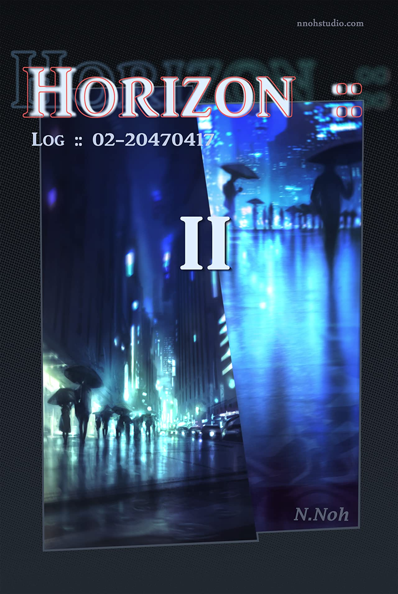 Horizon #2: Log :: 02-20470417