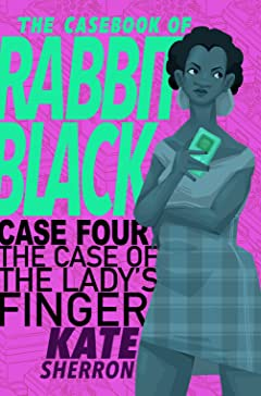 The Casebook of Rabbit Black #4
