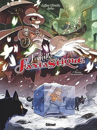 La famille fantastique Vol. 3: L'Homme au parapluie