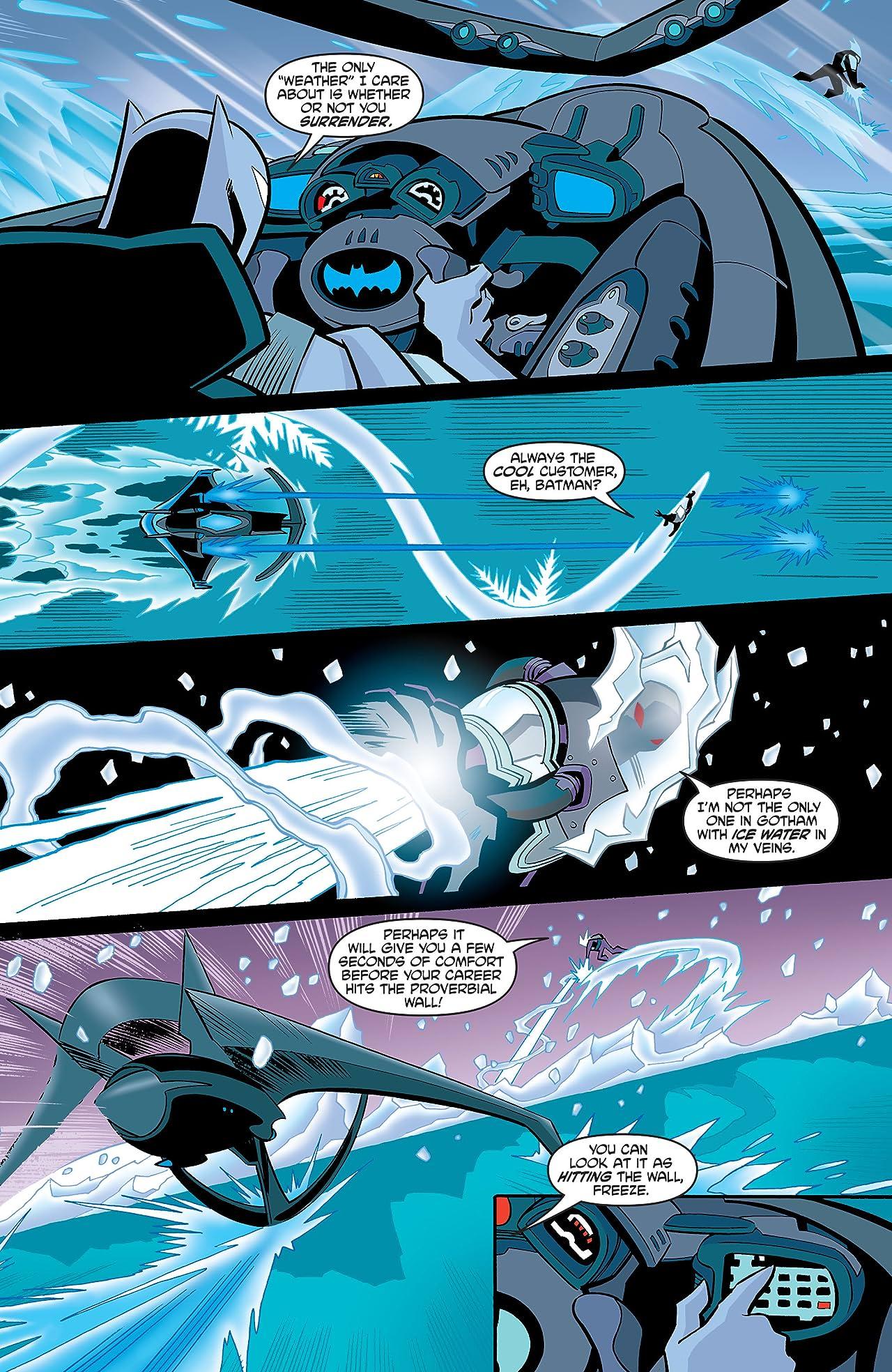 The Batman Strikes! #21