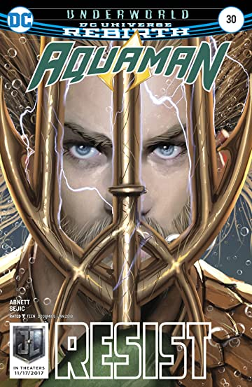 Aquaman (2016-) No.30