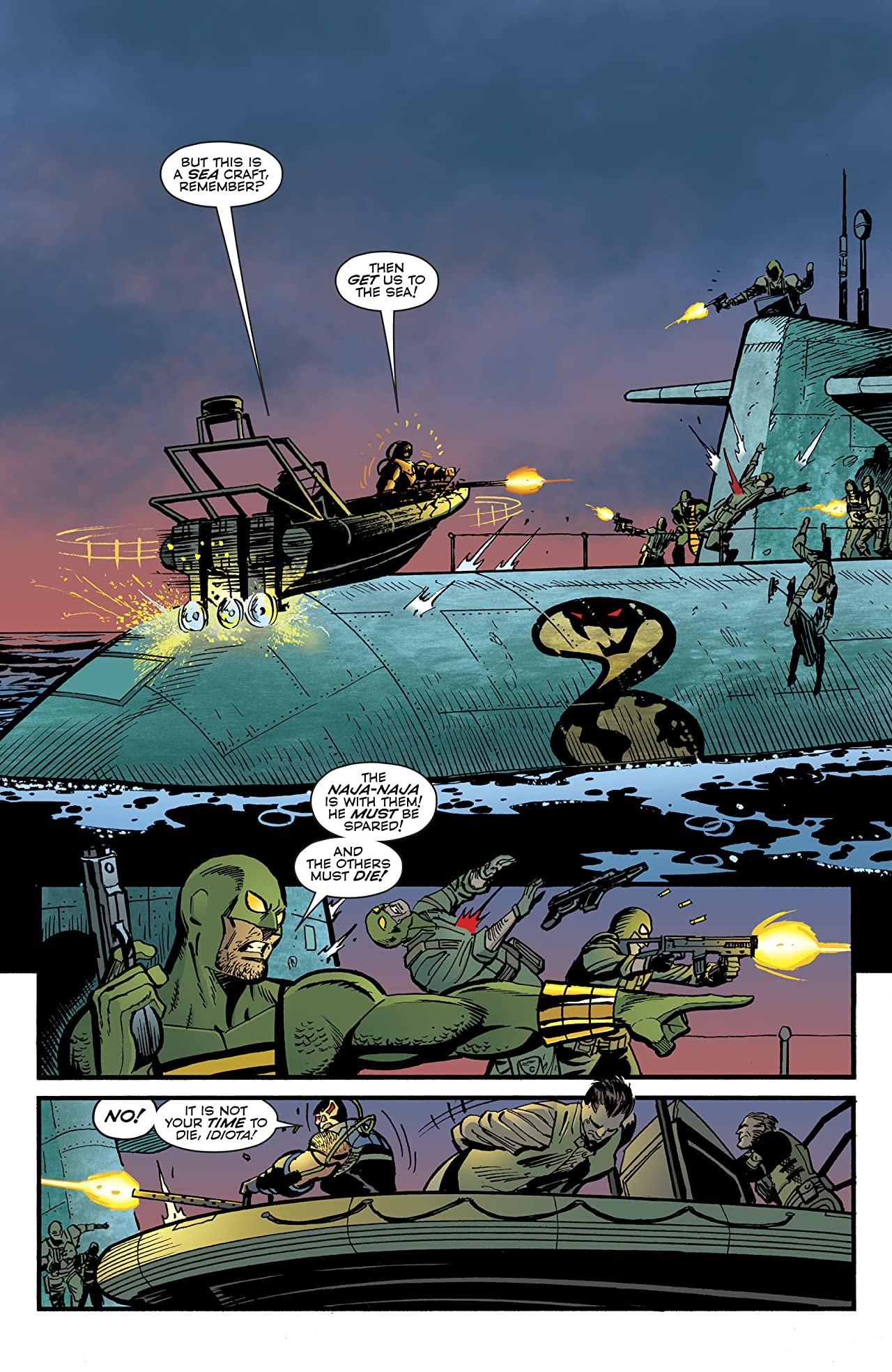 Bane: Conquest (2017-) #7