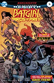 Batgirl and the Birds of Prey (2016-2018) #16