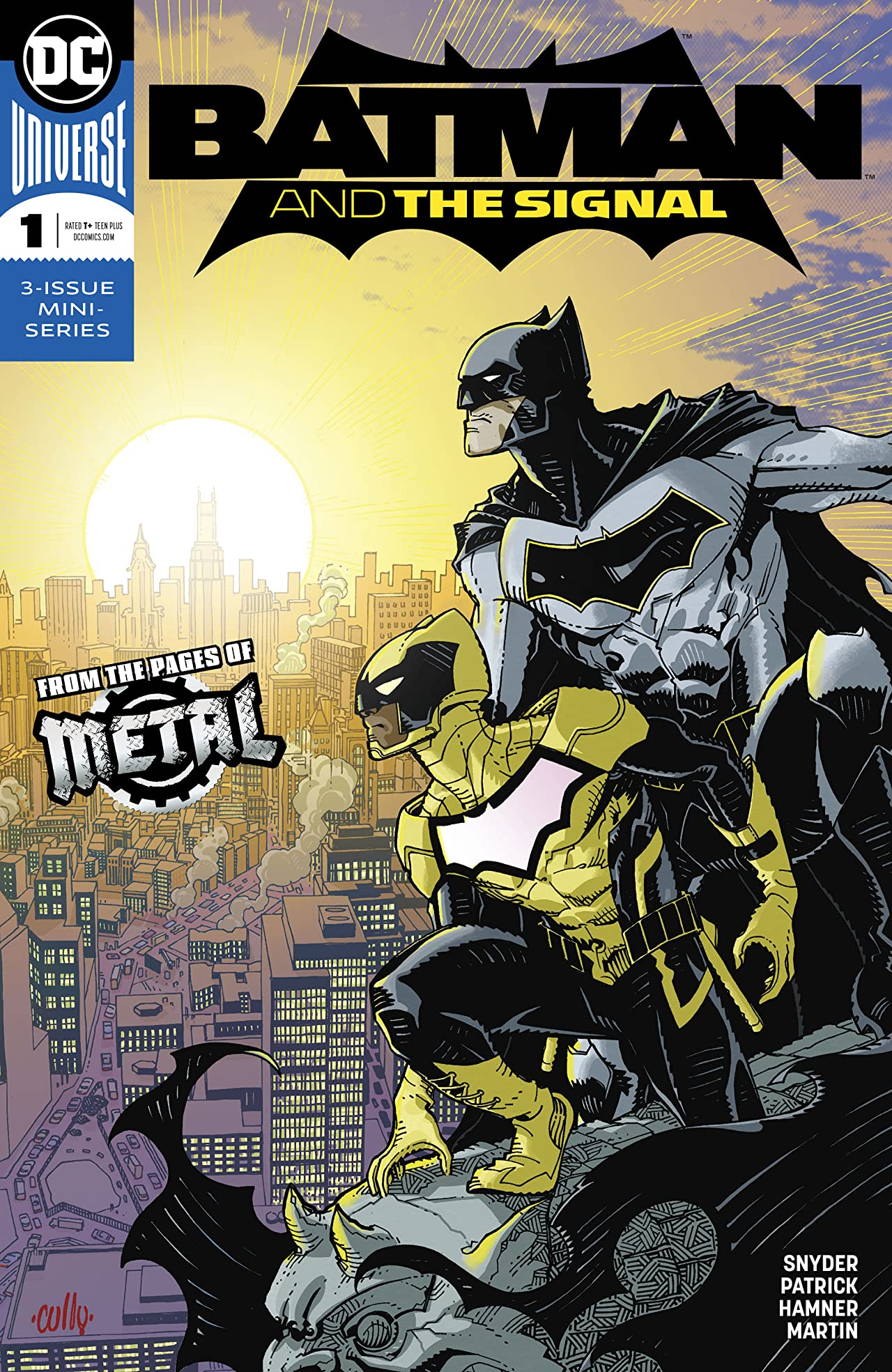 Batman & the Signal (2018-) #1