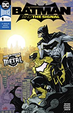 Batman & the Signal (2018) No.1