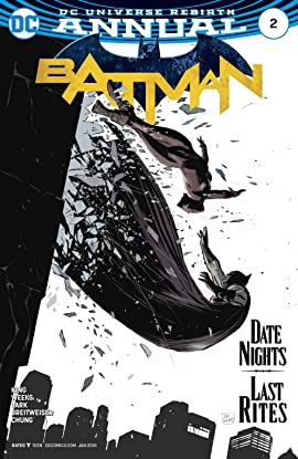 Batman (2016-) Annual #2