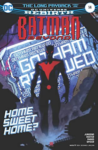 Batman Beyond (2016-) #14