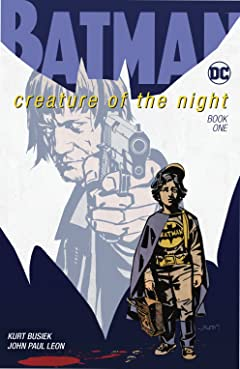 Batman: Creature of the Night (2017-) #1