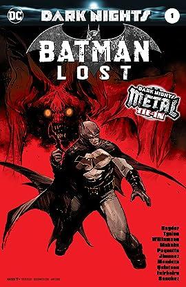 Batman: Lost (2017) #1