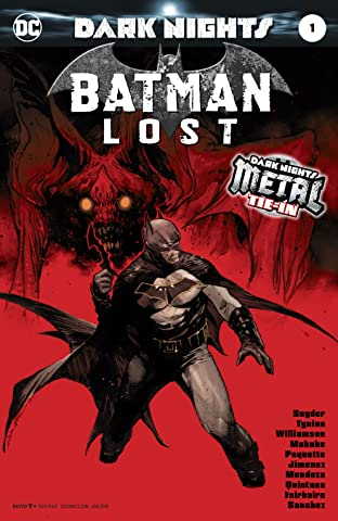 Batman: Lost (2017) #1