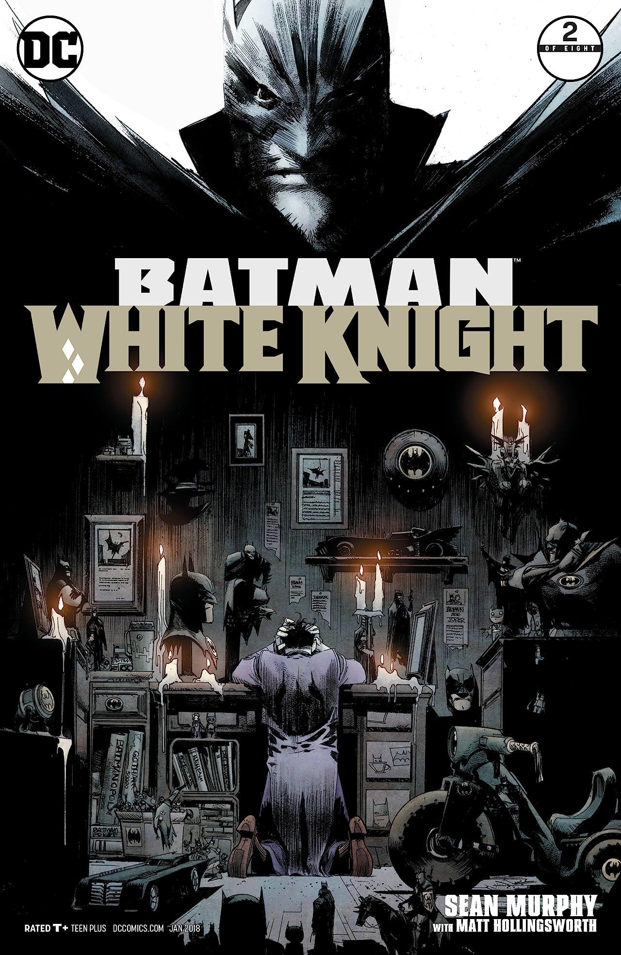 Batman: White Knight (2017-) #2