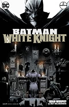 Batman: White Knight (2017-2018) #2