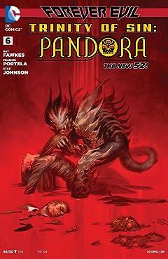 Trinity of Sin: Pandora (2013-2014) No.6