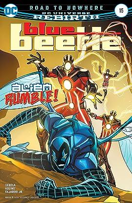 Blue Beetle (2016-2018) #15
