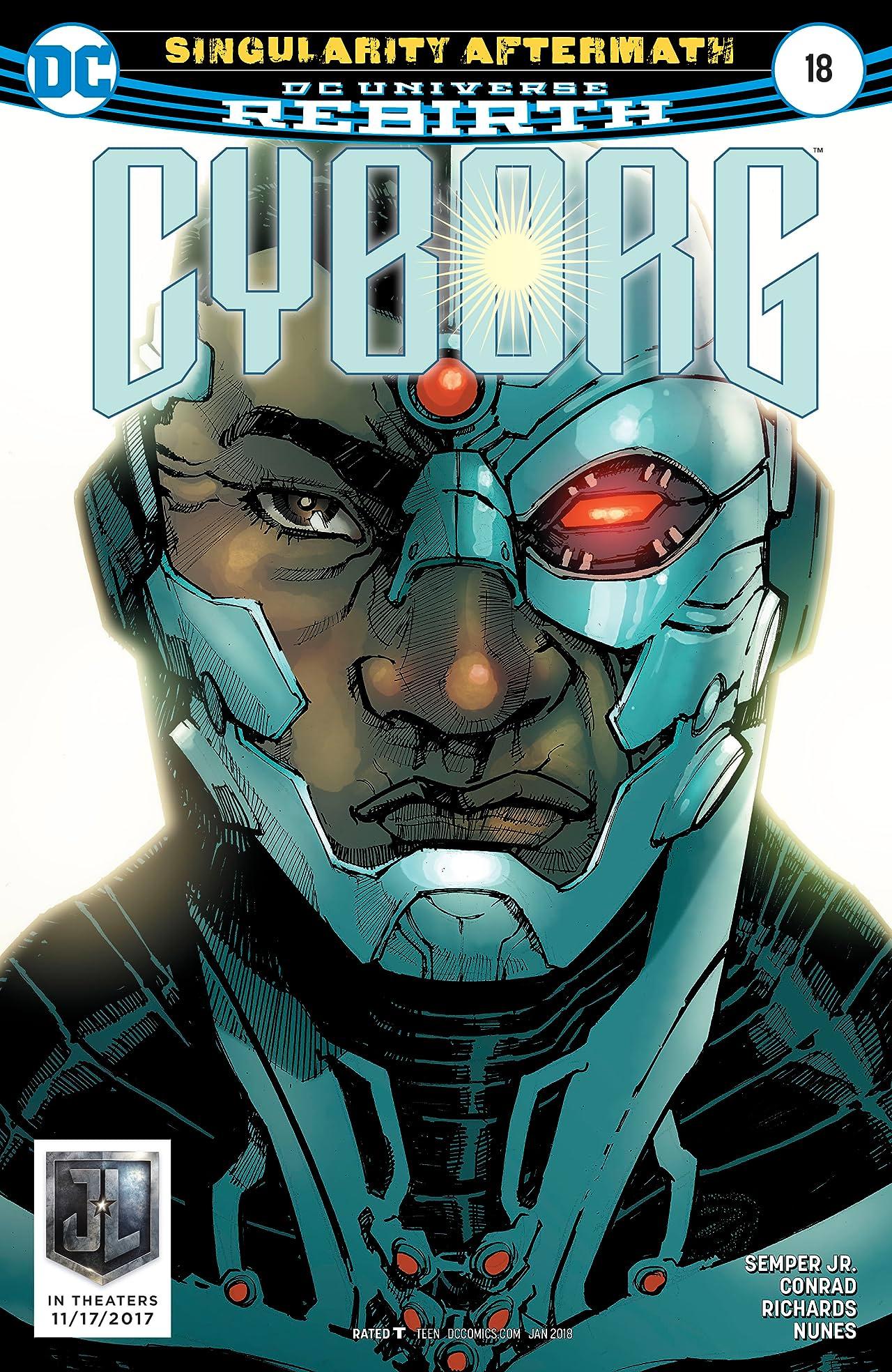 Cyborg (2016-) #18
